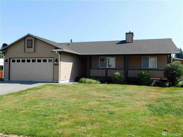 8814 56th St Ne, Marysville, WA 98270 (#1634224) :: Better Properties Lacey
