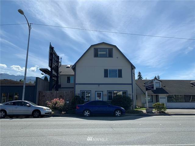 1130 E Front Street, Port Angeles, WA 98362 (#1634263) :: Ben Kinney Real Estate Team