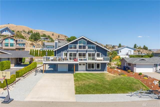 117 Pyramid Place, Chelan, WA 98816 (#1634362) :: Ben Kinney Real Estate Team