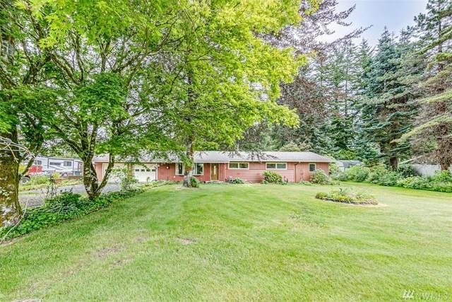341 Evergreen Lp, Forks, WA 98331 (#1634415) :: Ben Kinney Real Estate Team