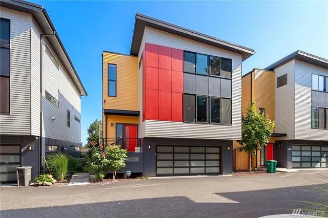 12816 NE 84th St, Kirkland, WA 98033 (#1634440) :: Better Properties Lacey
