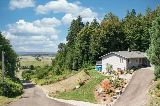 15811 67th Ave NE, Arlington, WA 98223 (#1634471) :: Real Estate Solutions Group