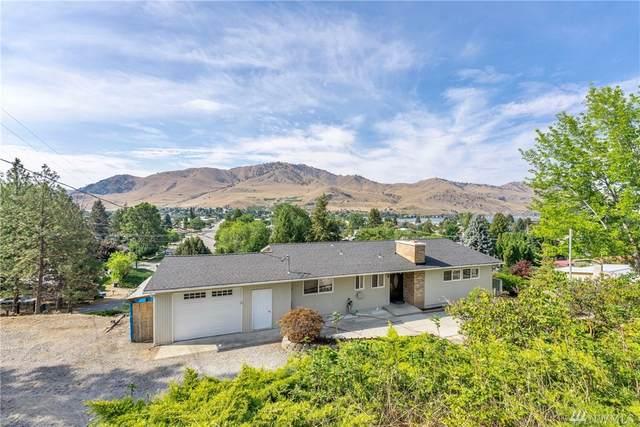130 E Highland Ave, Chelan, WA 98801 (#1634718) :: Mike & Sandi Nelson Real Estate