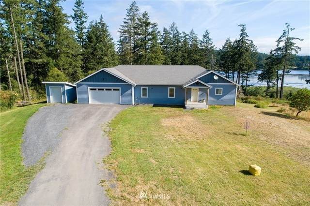 303 Woodpecker Lane, San Juan Island, WA 98250 (#1634719) :: Lucas Pinto Real Estate Group