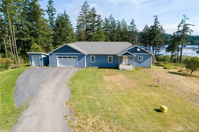 303 Woodpecker Lane, San Juan Island, WA 98250 (#1634719) :: Capstone Ventures Inc
