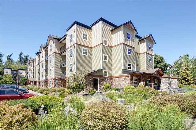 700 32nd Street A403, Bellingham, WA 98225 (#1634782) :: Ben Kinney Real Estate Team