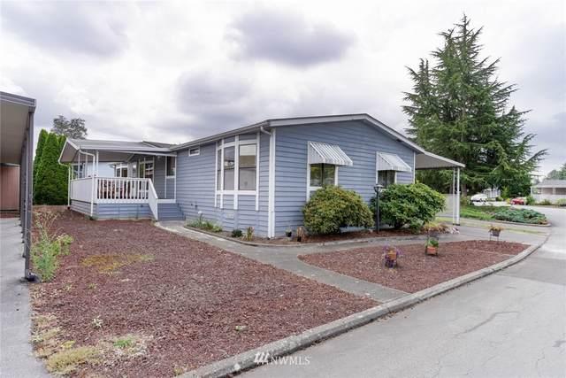 4401 80th Street NE #32, Marysville, WA 98270 (#1634785) :: Ben Kinney Real Estate Team