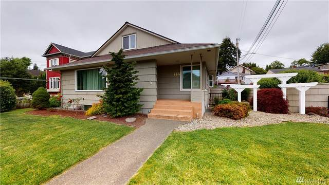 418 W 6th Street, Aberdeen, WA 98520 (#1635248) :: Better Homes and Gardens Real Estate McKenzie Group