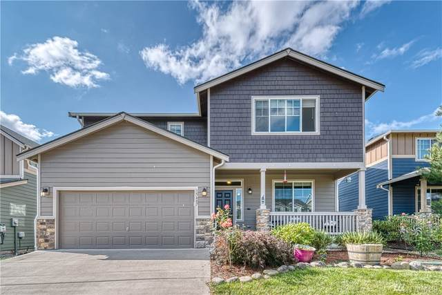 15407 Kayla St SE, Yelm, WA 98597 (#1635412) :: NW Home Experts