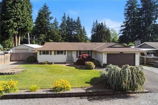 5024 132nd Place NE, Marysville, WA 98271 (#1635602) :: Better Properties Lacey