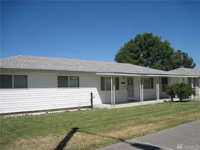 1616 S Wallace St, Moses Lake, WA 98837 (#1635800) :: Better Properties Lacey
