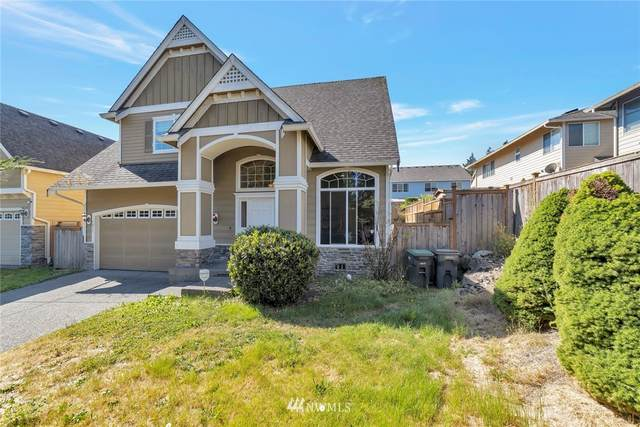 1011 SW 360th Street, Federal Way, WA 98023 (#1635977) :: Mike & Sandi Nelson Real Estate