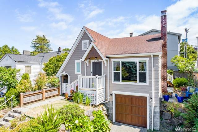 2308 44th Ave SW, Seattle, WA 98116 (#1635988) :: Better Properties Lacey
