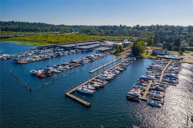 3911 Lake Washington Blvd SE A47, Bellevue, WA 98006 (#1636119) :: Better Properties Lacey