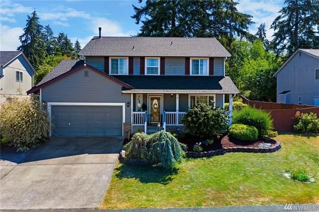 19515 16th Av Ct E, Spanaway, WA 98387 (#1636138) :: Better Properties Lacey