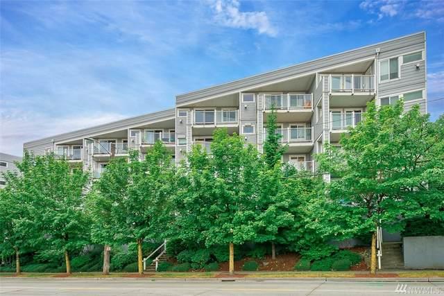 3318 30th Ave SW B505, Seattle, WA 98126 (#1636183) :: McAuley Homes