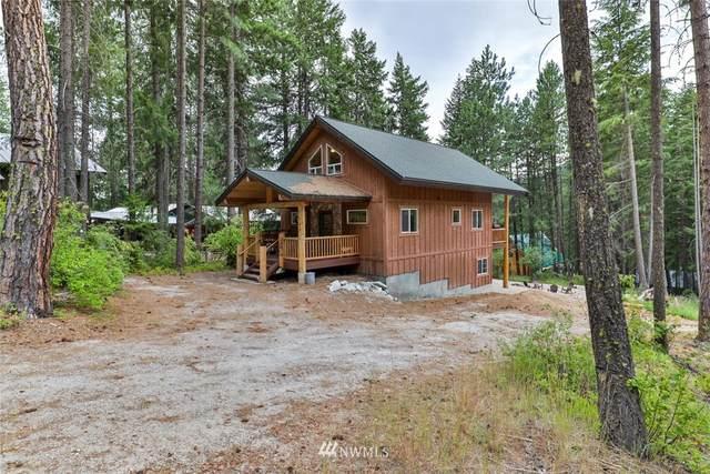 21515 Camp 12 Road, Leavenworth, WA 98826 (#1636295) :: Mike & Sandi Nelson Real Estate