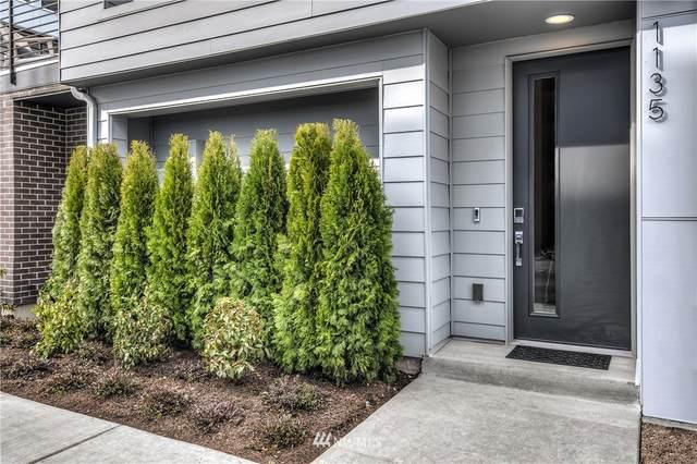 1019 124th Court NE D1, Bellevue, WA 98005 (#1636398) :: Shook Home Group