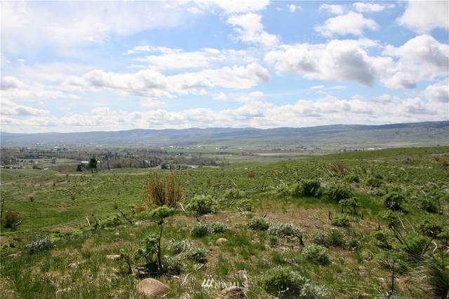 0 Lot 8 Deer Valley Drive, Ellensburg, WA 98926 (#1636444) :: NextHome South Sound