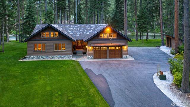 136 Ranch River Road, Leavenworth, WA 98826 (#1636504) :: Urban Seattle Broker