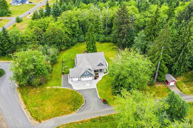 6 Blacktail Ridge Lane, Elma, WA 98541 (#1636765) :: Ben Kinney Real Estate Team