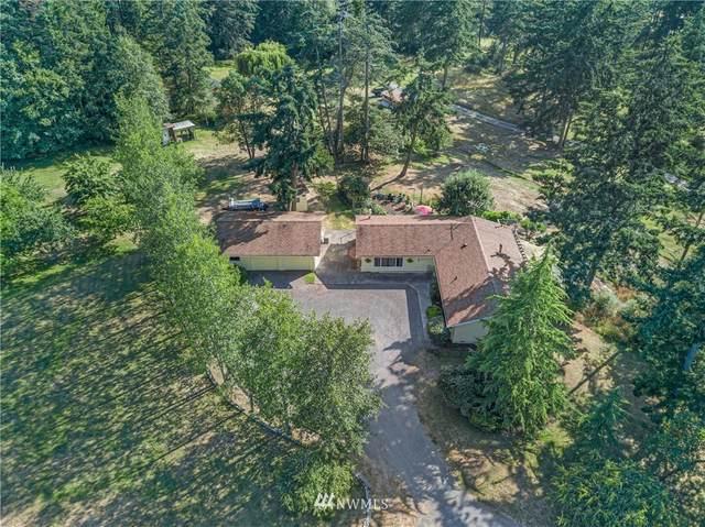 150 Home Place, San Juan Island, WA 98250 (#1636813) :: McAuley Homes