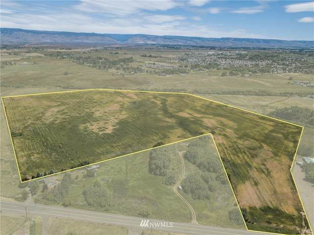 1 W Dry Creek Road, Ellensburg, WA 98926 (#1636819) :: Engel & Völkers Federal Way