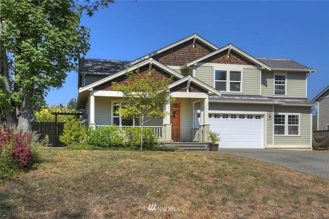 2488 Soundview Dr. NE, Bainbridge Island, WA 98110 (#1636839) :: Engel & Völkers Federal Way