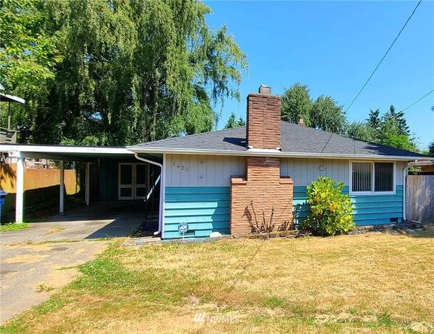 1420 S 120th Street, Seattle, WA 98168 (#1636910) :: Mike & Sandi Nelson Real Estate