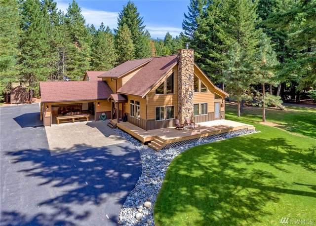 330 Beechwood Lane, Ronald, WA 98940 (MLS #1637002) :: Nick McLean Real Estate Group