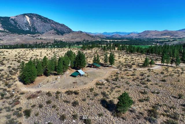 68 Benson Creek Road, Twisp, WA 98856 (#1637191) :: Becky Barrick & Associates, Keller Williams Realty