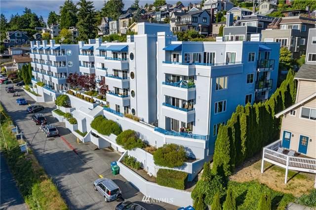2244 13th Avenue W #2006, Seattle, WA 98119 (#1637231) :: Urban Seattle Broker