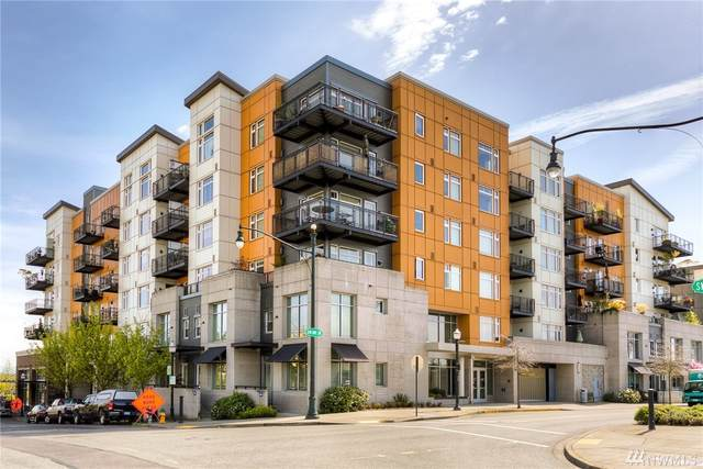 15100 6th Ave SW #520, Burien, WA 98166 (#1637329) :: Mike & Sandi Nelson Real Estate