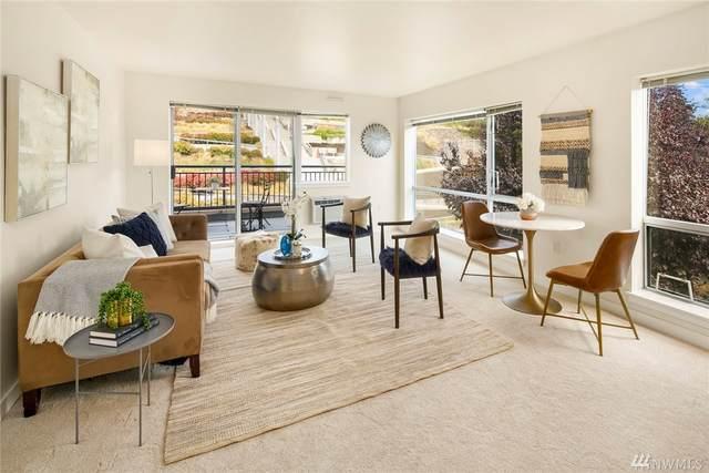 321 10th Avenue S #620, Seattle, WA 98104 (#1637337) :: Ben Kinney Real Estate Team