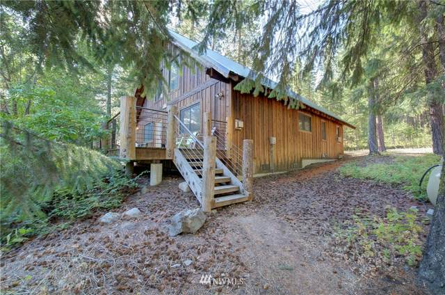 35 Timberline Lane, Winthrop, WA 98862 (#1637390) :: NW Home Experts