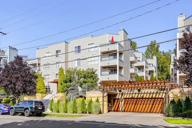 6960 California Ave SW A206, Seattle, WA 98136 (#1637528) :: Better Properties Lacey