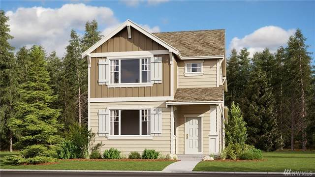 19027 132nd St E #34, Bonney Lake, WA 98391 (#1637581) :: Better Properties Lacey
