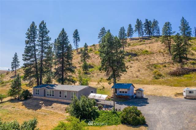3111 Bettas Road, Cle Elum, WA 98922 (#1637767) :: Mike & Sandi Nelson Real Estate