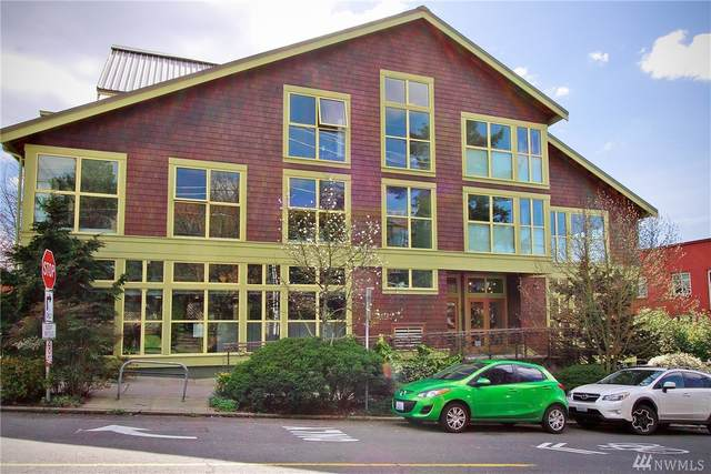 1117 E Denny D, Seattle, WA 98102 (#1637778) :: Ben Kinney Real Estate Team