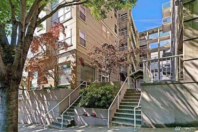 506 E Howell St W301, Seattle, WA 98122 (#1637929) :: Ben Kinney Real Estate Team