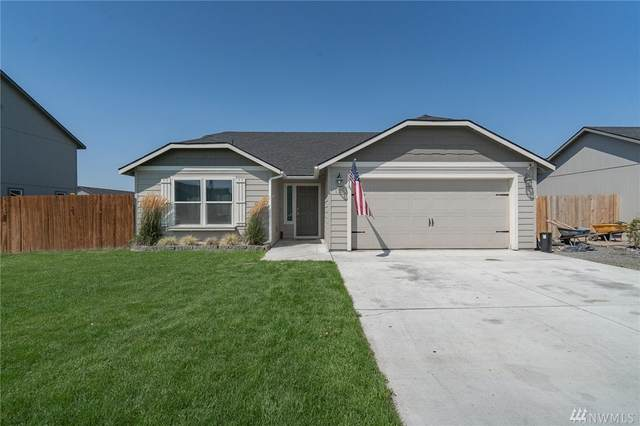 1350 E Landon St, Moses Lake, WA 98837 (#1637995) :: Better Properties Lacey