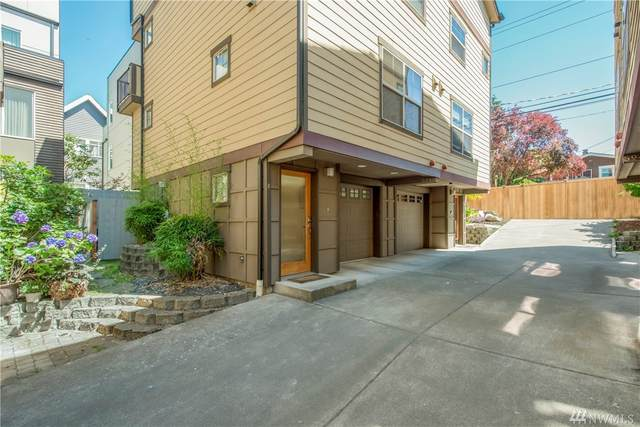 5940 California Ave SW E, Seattle, WA 98136 (#1638057) :: Commencement Bay Brokers