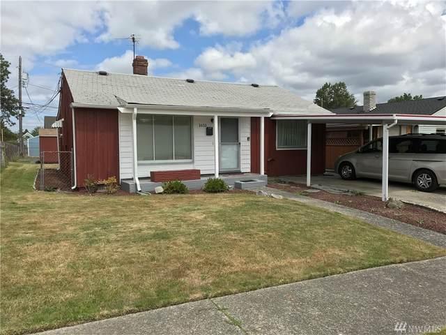 1651 E 35th St, Tacoma, WA 98404 (#1638067) :: Better Properties Lacey