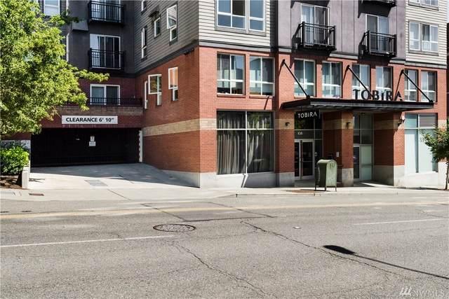 108 5th Avenue S #402, Seattle, WA 98104 (#1638079) :: Ben Kinney Real Estate Team