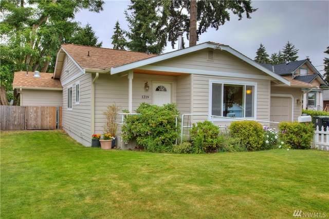 1219 S Durango St, Tacoma, WA 98405 (#1638153) :: Better Properties Lacey