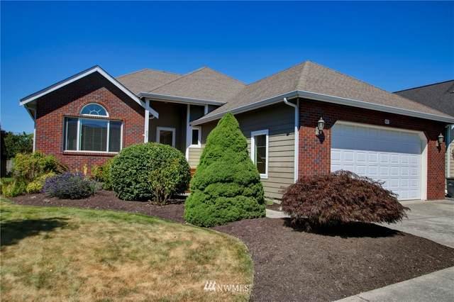 607 Tillinghast Drive, La Conner, WA 98257 (#1638267) :: Ben Kinney Real Estate Team