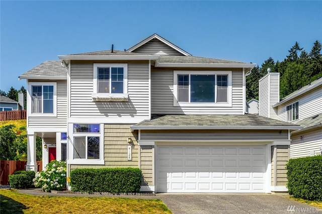 4128 S 220th Place, Kent, WA 98032 (#1638332) :: NextHome South Sound