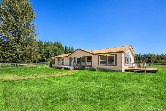 650 Goat Peak Ranch Road, Cle Elum, WA 98922 (MLS #1638395) :: Nick McLean Real Estate Group