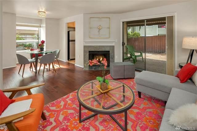 12229 100th Ave NE A109, Kirkland, WA 98034 (#1638410) :: McAuley Homes