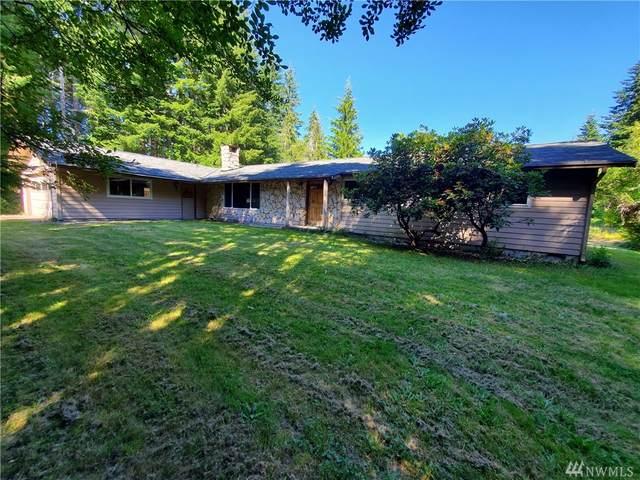 921 Big Burn Place, Forks, WA 98331 (#1638516) :: Ben Kinney Real Estate Team